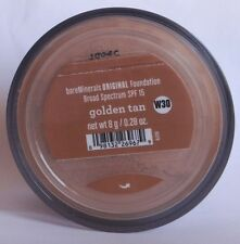 Bare Escentuals bareMinerals original Foundation Golden Tan 8g Lot 5