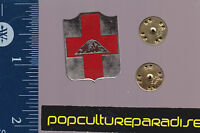 56th MEDICAL BATTALION Army Pin DI DUI Badge Crest