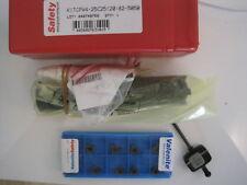 Set von Safety, Schaftfräser und 10 WSP mit Rechnung