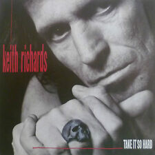 "7"" 1988 ! KEITH RICHARDS : Take It So Hard // VG++ \"