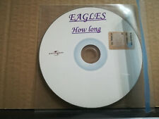 EAGLES - HOW LONG - CD singolo PROMOZIONALE - UNIVERSAL 2007
