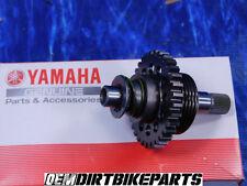 Yamaha YZ250 Complete Gear Spring kick Kickstart Shaft Assembly Start OEM Yz 250