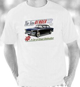 Humber Super Snipe Series 5 Vintage Style T-Shirt