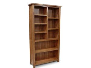 Stonybrook Mountain Ash Hardwood Bookshelf