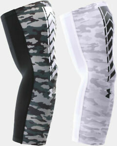 Under Armour Heatgear UA Baseball Arm Sleeve Camo 2 Sizes 2 Colors FREE SHIPPING