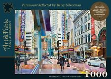 "Art & Fable Puzzle Co. -  ""Paramount Reflected""  -  1000 piece Jigsaw Puzzle NEW"