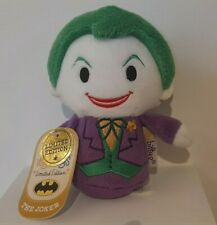 DC COMICS THE JOKER BATMAN ITTY BITTY PLUSH COLLECTABLE LIMITED EDITION TAGGED