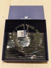 Swarovski Fit Necklace Black Ruthenium Plating