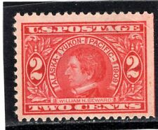 Us Scott #370 Very Fine Mint N0 Gum Yukon-Pacific Expo Issue From 1909. #Sun