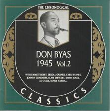 Don Byas – 1945, Vol. 2 - Classics Chronological Series 959