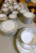 Beautiful Set Of Vintage Dinnerware Noritake Burlington China 105 Pieces