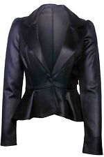 Women's Leather Coats and Jackets