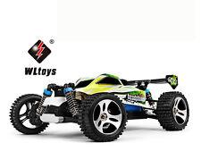 WLtoys A959 B 1:18 4WD RTR Auto RC Monstertruck Brushed WL Toys 70 km/h AKKU