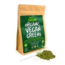 BodyMe Organic Vegan Greens Powder | 270g | Super Greens Blend | 30 Servings
