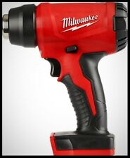 MILWAUKEE M18 Cordless Heat Gun 18 V Compact Shrink Warp Tube Tint Heating Tool