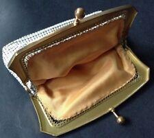 Metal Vintage Wallets & Purses