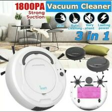 Smart 3 in 1 Automatic Sweeping Rechargeable Robot Vacuum Cleaner