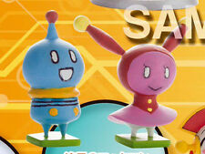 [Free Shipping](B_1077) Mega Man Star Force Tenpa-kun&Tenpa-chan Unpainted Resin