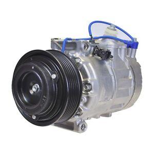 For Saab 9-5 3.0L 2.3L 1999-2003 A/C Compressor and Clutch Denso 471-1605