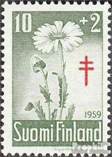 Finland 509 gestempeld 1959 Vechten de Tuberculose