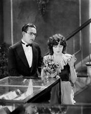 Harold Lloyd and Jobyna Ralston UNSIGNED photo - D2364 - The Freshman