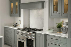 Clarendon Painted In-frame Kitchen, Rigid Built, Modern Kitchens in 32 colours