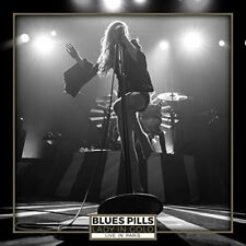 Blues Pills-Lady in oro-Live in Paris 2 CD + DVD NUOVO