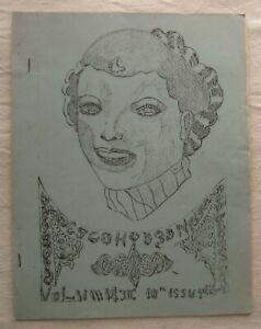 Vintage Civilian Conservation Corps Newsletter Escoheag Rhode Island Aug 1938