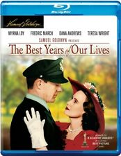 The Best Years Of Our Lives New Sealed Blu-ray