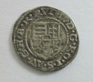 Hungary Silver Denar 1604, KM 16