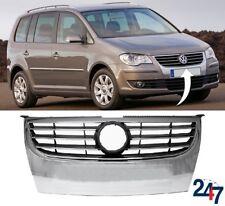 NEW VOLKSWAGEN VW TOURAN 2007 - 2010 FRONT BUMPER CENTER MAIN CHROME GRILLE