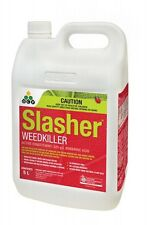 Slasher 5L - Registered Organic Herbicide - Controls Weeds, Moss & Algae
