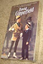 DAVID COPPERFIELD VHS, NEW & SEALED, RARE, W.C. FIELDS, FREDDIE BARTHOLOMEW