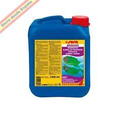 Sera Phosvec 5 Litros. Elimina Fosfato y Algas del acuario. Envío desde España