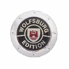 Wolfsburg edition badge stick-on 85mm chrome surround eap