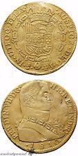MEXICO COLOMBIA GOLD COIN 8 ESCUDOS FERDIN VII 1810 AD