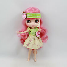 """12"""" Neo Blythe Doll Special Body Nude Doll from Factory Jsw65011+Gift"""