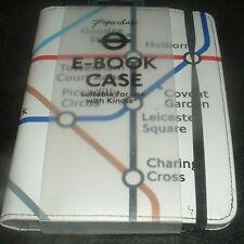 PAPERCHASE E-Book Case London Underground Map Nuevo Sellado