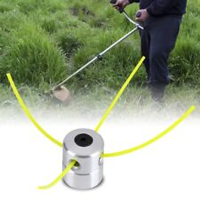 Universal Aluminum Grass String Trimmer Head for Cutting Line Brushcutter Parts