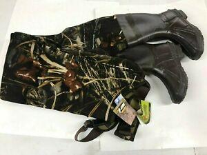 Size 8, Hunters Advantage HA92104MX4-T Men's Neoprene Boot Foot Chest Wader