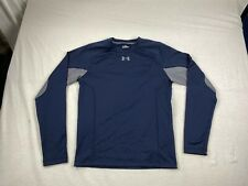Under Armour Polyester Elastane Blend Workout Shirt, Size Medium, Euc