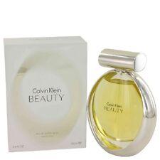 CALVIN KLEIN BEAUTY Femme Eau de parfum vaporisateur 100 ml neuf sous blister