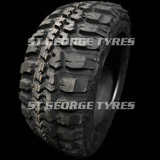 4 X New 35X12.5R20 FEDERAL COURAGIA MUD M/T TYRES MUDDIES ATTURO MADE 3312520