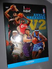 2 DVD I Love NBA 2 N° 5 Ankle Breakers V2 Partido Sacramento Kings Lakers