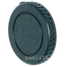 Nikon 1 CSC Compact System Camera replacement  body cap    J5  V3 J4 AW1 J1 S1