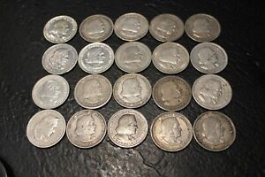 1893 Columbian Chicago Exposition Commemorative Half Dollar Silver 90 roll of 20