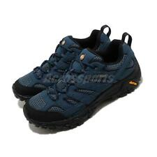Merrell Moab 2 GTX Gore-Tex Arctic Blue Black Men Outdoors Hiking Trail J034787