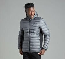 Mens Jameson Carter Charcoal Puffer Jacket (PA1) RRP £69.99