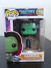 Marvel Funko Pop - Gamora - Guardians of the Galaxy Vol. 2 - No. 199