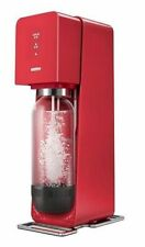 SodaStream Source Sparkling Water Maker Homemade Soda Pop Machine Red Edition